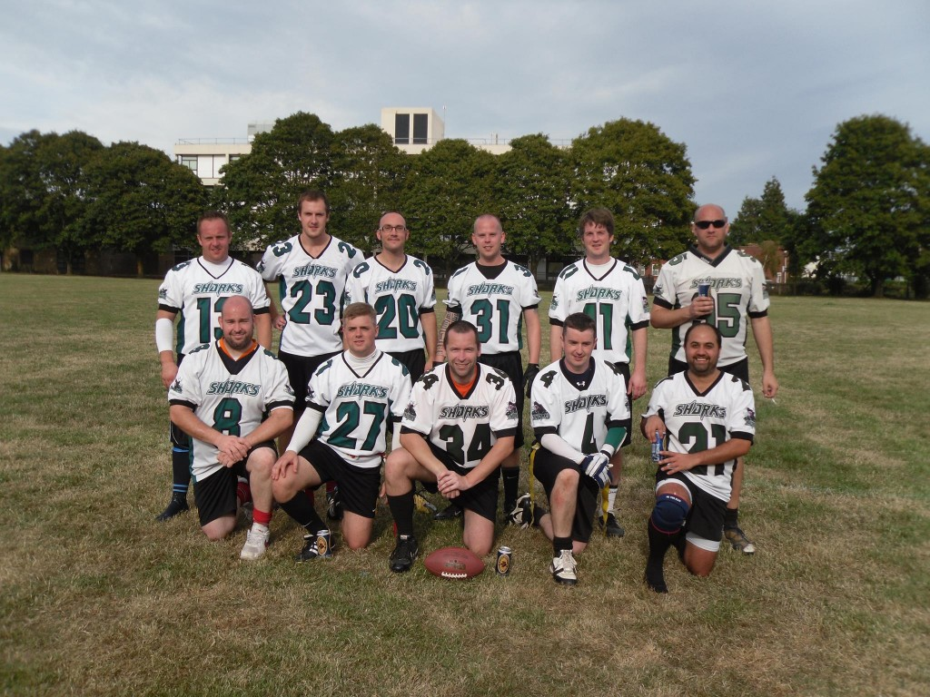 Chichester Sharks Team Photo 2013