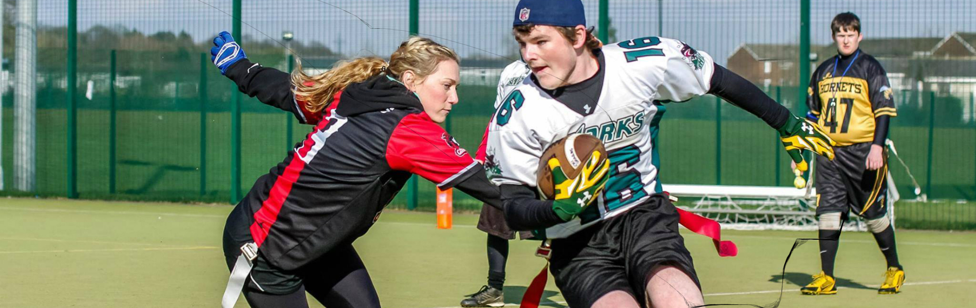Try Adult Flag Football